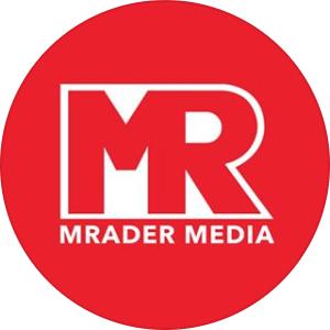 mrader logo